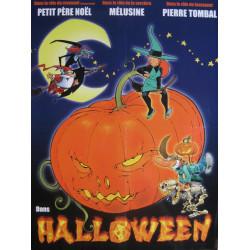 Pierre Tombal - Mélusine - Petit père Noël - Halloween
