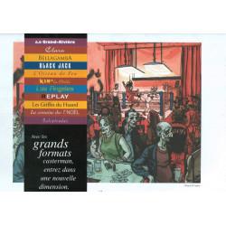 Griffes du hasard - Clara - etc - Grands formats Casterman