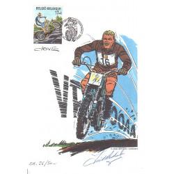 Michel Vaillant (HS) - Ex-libris