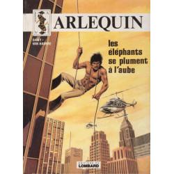 Arlequin (1) - Les éléphants se plument à l'aube