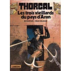 Thorgal (3) - Les trois vieillards du pays d'Aran