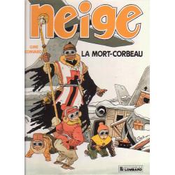 Neige (2) - La mort corbeau