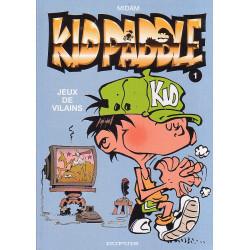 Kid Paddle (1) - Jeux de vilains