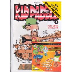 Kid Paddle (4) - Full métal casquette