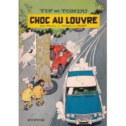 Tif et Tondu (8) - Choc au Louvre