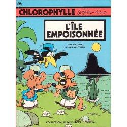 Chlorophylle (11) - L'île empoisonnée