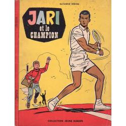 Jari et le champion (1)