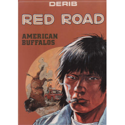 Red road (1) - Américan buffalos