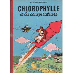 Chlorophylle et les conspirateurs (2)