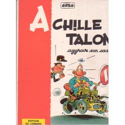 Achille Talon - Aggrave son cas