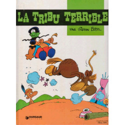 Bess Gordon - La tribu terrible