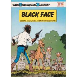 Tuniques Bleues (20) - Black face