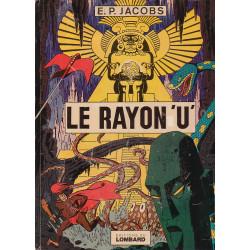 Edgard Pierre Jacobs - Le rayon 'U'