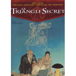 Le Triangle Secret (5) - L'infame mensonge