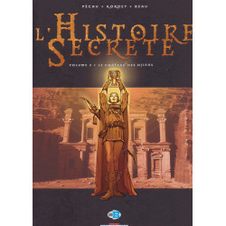 L'histoire secrète (2) - Le chateau des djinns