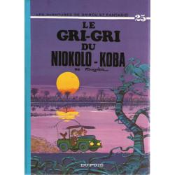Spirou (25) - Le gri-gri du Niokolo-Koba