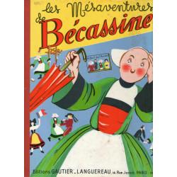 Bécassine (24) - Les mésaventures de Bécassine