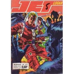 Jet Logan (31) - Le pirate