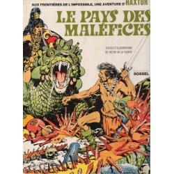 Haxtur (2) - Le pays des maléfices