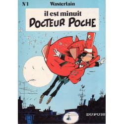 Docteur Poche (1) - Il est minuit docteur Poche