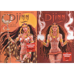 Djinn (9) - Le roi gorille