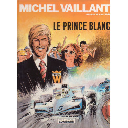 Michel Vaillant (30) - Le prince blanc