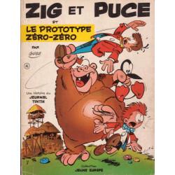 Zig et Puce (3) - Le prototype Zéro-Zéro