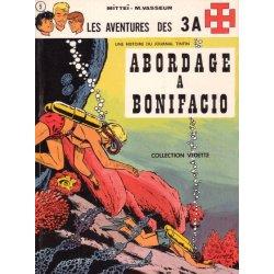 Les aventures des 3 A (5) - Abordage à Bonifacio