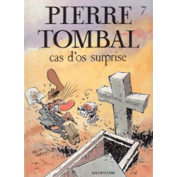 Pierre Tombal (7) - Cas d'os surprise