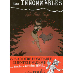 Les innommables (4) - Alix Nomi Tengu (Fini mal)