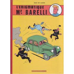 60 ans Lombard - L'énigmatique Mr Barelli