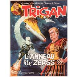 Trigan (3) - L'anneau de Zerss