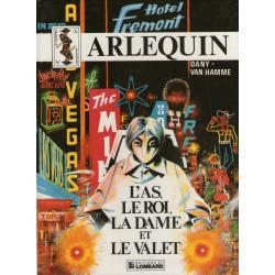 Arlequin (2) - L'as, le roi, la dame et le valet