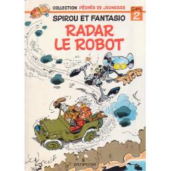 Spirou et Fantasio (HS.2) - Radar le robot - Péchés de jeunesse (2)