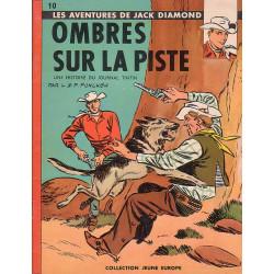 Jack Diamond (3) - Ombres sur la piste