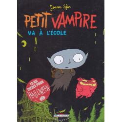 Petit vampire (1) - Petit vampire va à l'école