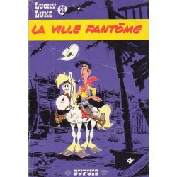 Lucky Luke (25) - La ville fantôme