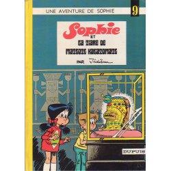 Sophie (9) - La tiare de Matlotl Halatomatl