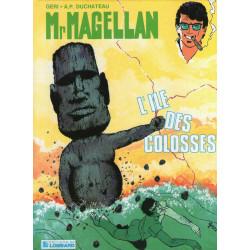 Magellan (7) - L'ile des colosses