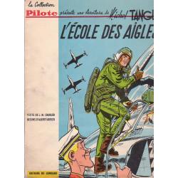 Tanguy et Laverdure (1) - L'école des aigles