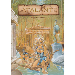Atalante (1) Crisse - Le pacte
