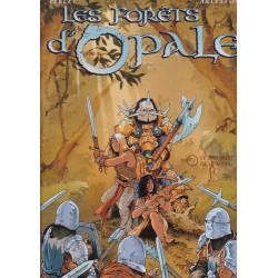 Les forêts d'Opale (1) - Le bracelet de cohars