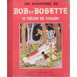 Bob et Bobette (7) - Le trésor de Fiskary