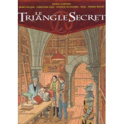 Le Triangle Secret (4) - L'évangile oublié