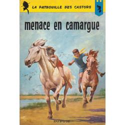 La patrouille des Castors (12) - Menace en Camargue