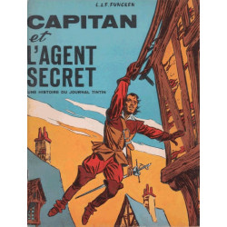 Capitan (4) - Capitan et l'agent secret