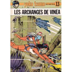 Yoko Tsuno (13) - Les archanges de Vinéa