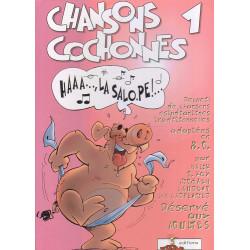 Chansons cochonnes (1) - Louis Michel Carpentier - Ha la salope