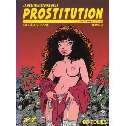 BD folies (10) - Le cul et l'écu - Petite histoire de la prostitution (2)
