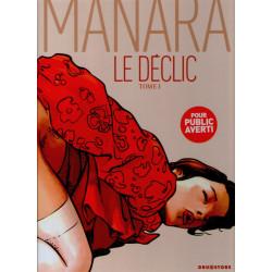 Milo Manara - Le déclic (1)